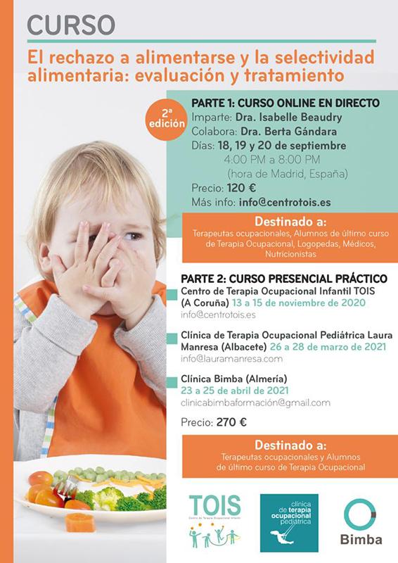 El rechazo a alimentarse y la selectividad alimentaria en el niño: evaluación y tratamiento – Parte 2
