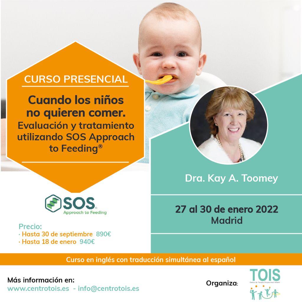 Cuando los niños no quieren comer. Evaluación y tratamiento utilizando SOS Approach to Feeding®