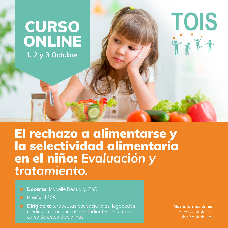 El rechazo a alimentarse y la selectividad alimentaria en el niño: evaluación y tratamiento