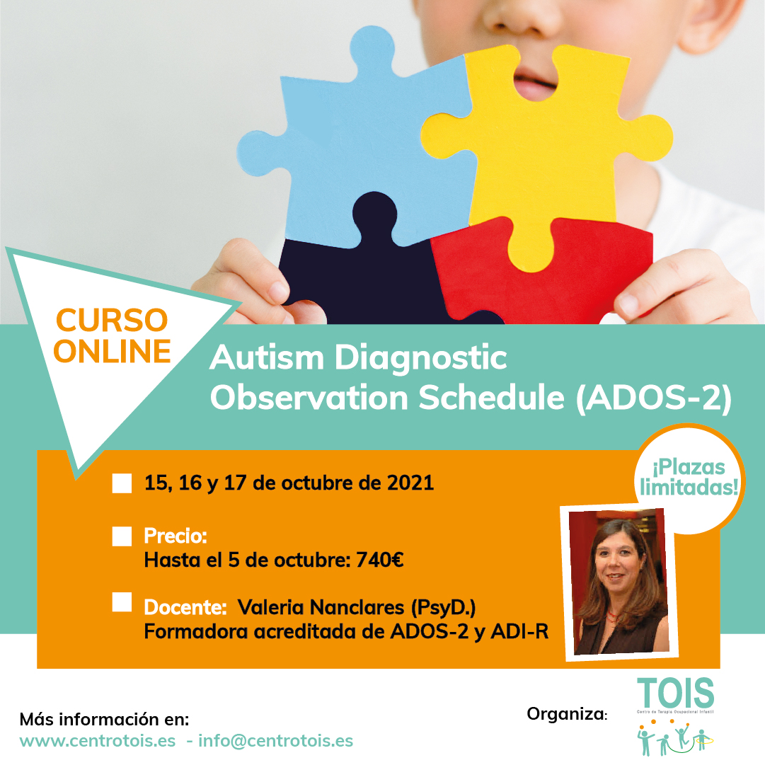 Autism Diagnostic Observational Schedule (ADOS-2)
